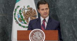 Confía Peña en que la construcción del NAIM continúe con López Obrador