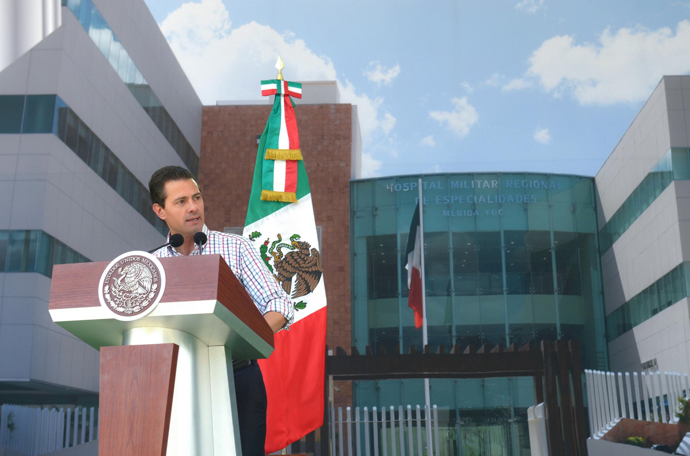 Peña Nieto viajará a Alemania, Países Bajos y España