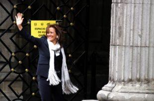 Mi gobierno no será de reelección: Margarita Zavala