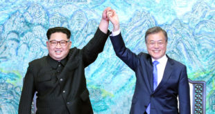 Acuerdan las dos Coreas desnuclearización de la península