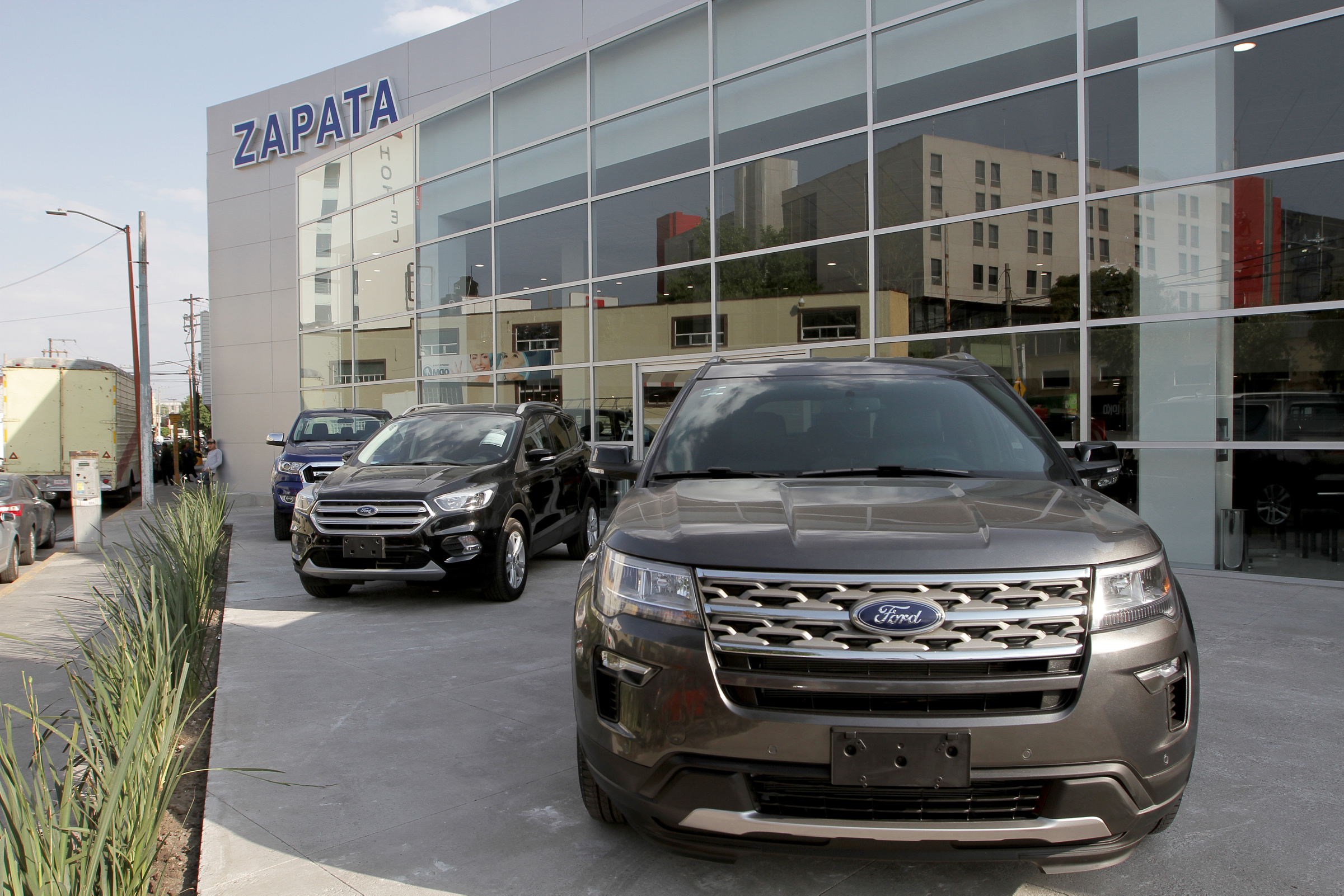 Distribuidores Ford