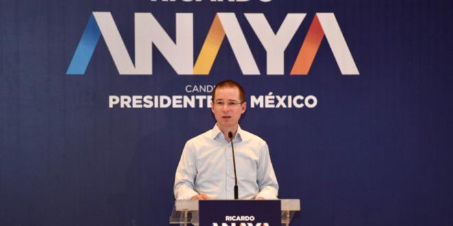 Video contra Anaya, un caso de política barata: PAN