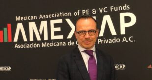 Carlos Mendoza, nuevo director de Amexcap