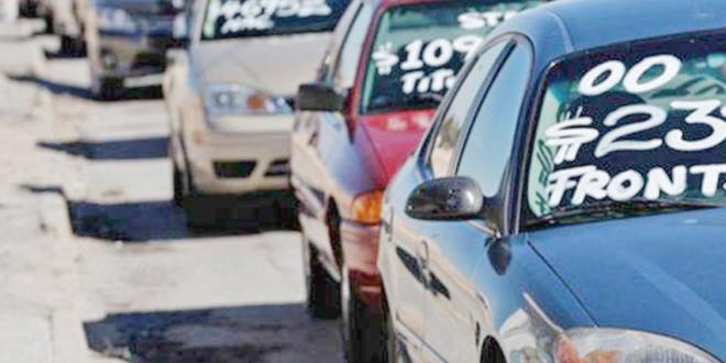 Contempla Ley de Ingresos 2020 regulación de autos chocolate, coches