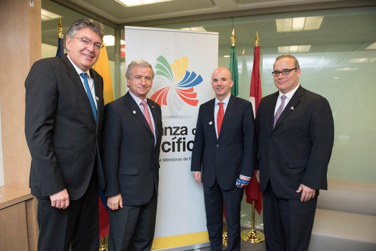 Alianza del Pacífico destaca avances en integración financiera