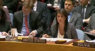 Donald Trump acepta renuncia de Nikki Haley, embajadora de EU ante la ONU