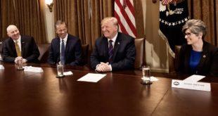 Trump considera la posibilidad de regresar al Acuerdo Transpacífico