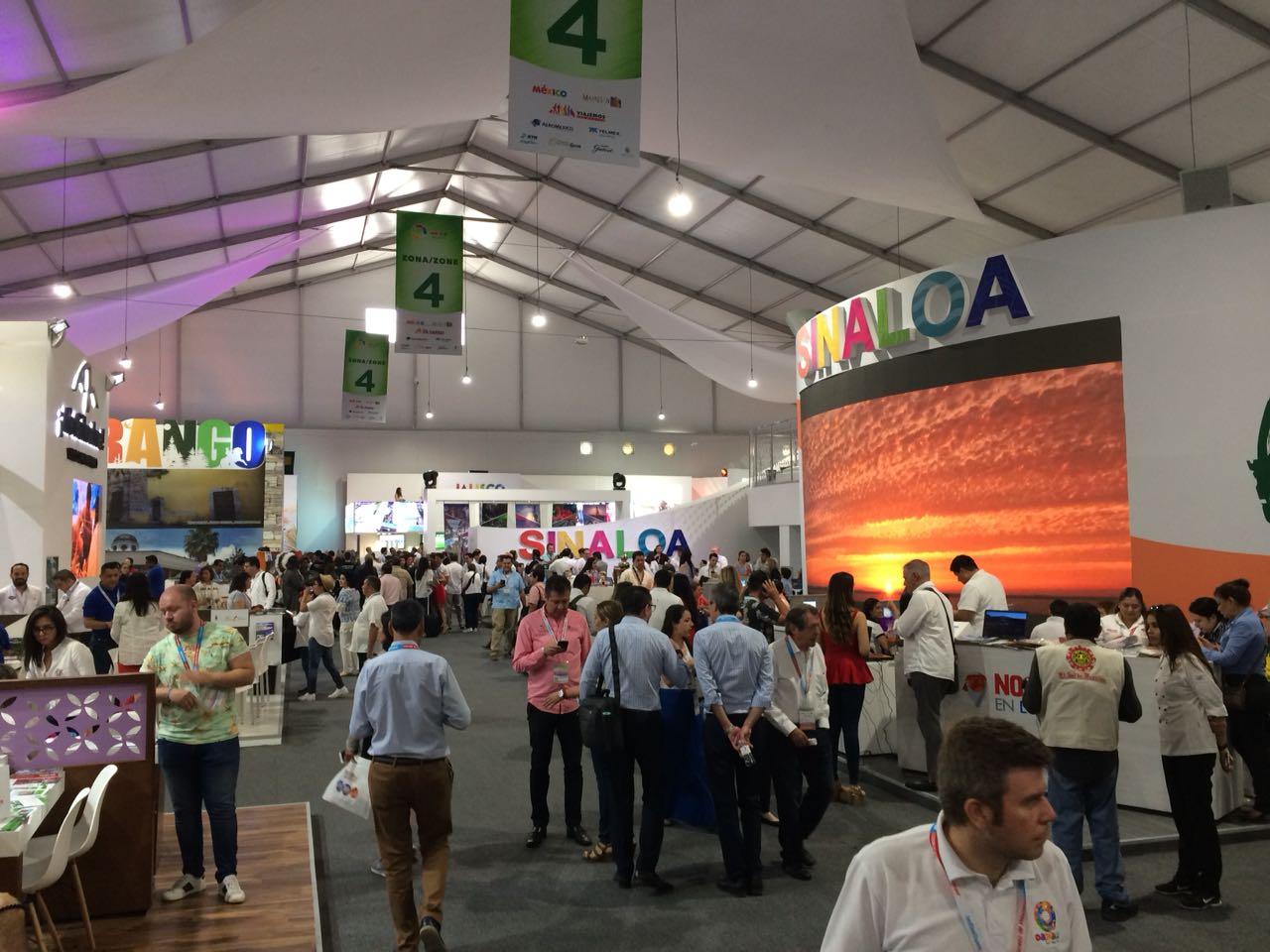 Tianguis Turístico ratifica al sector como uno de los principales motores de la economía