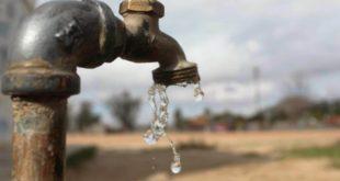 Reducirán suministro de agua en zona centro del país en octubre