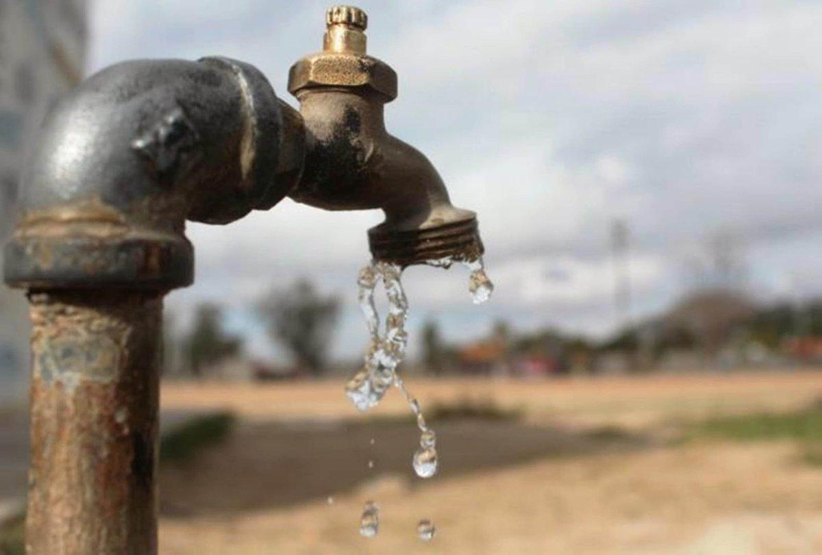 Cortes de agua afecta a 34 colonias en Iztapalapa