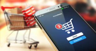 Aumentan 49% compras electrónicas con tarjeta en 1T-2019