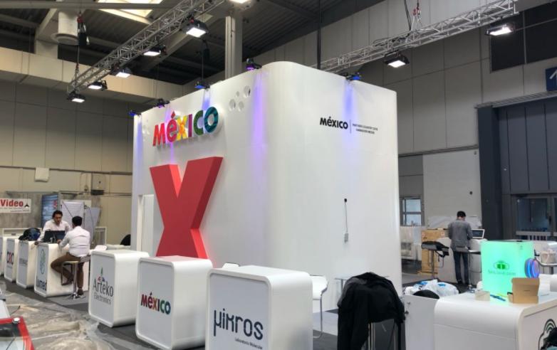 artups mexicanas mostrarán su oferta de productos en feria Hannover Messe