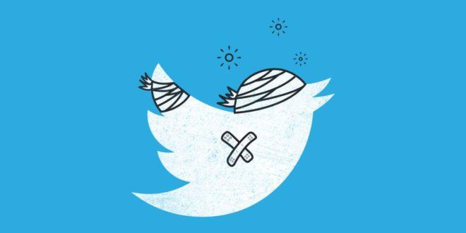 Servicios de Twitter presentan fallas intermitentes (otra vez)