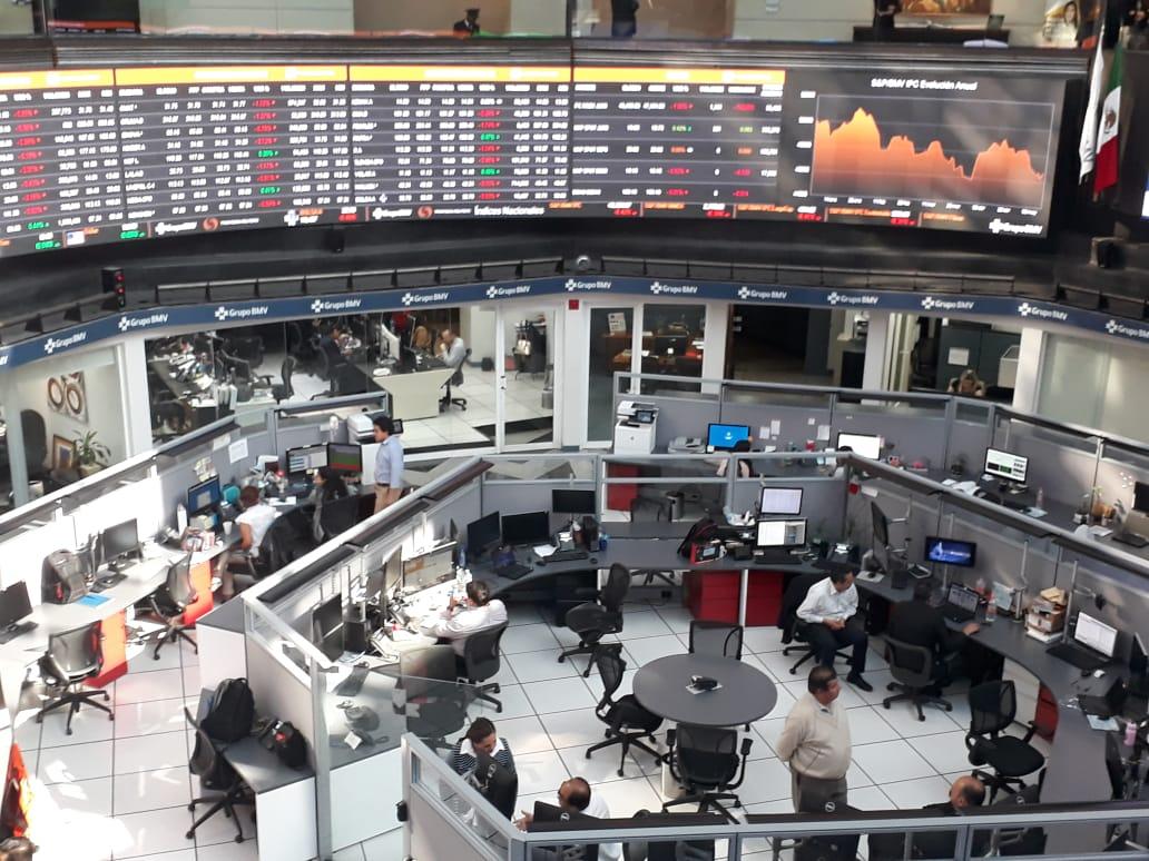 Tarifas de Trump dan jornada roja para BMV y Wall Street, mercados