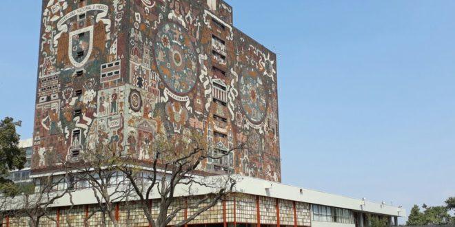 Dan de alta a estudiante de la UNAM lesionado por porros