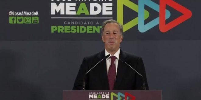Meade anuncia que mantendrá y fortalecerá Prospera
