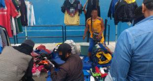 PGR decomisa 25,000 productos pirata en paraderos del metro