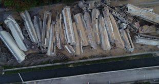 Radiografía de los sabotajes a trenes