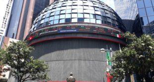 Bolsa mexicana cierra la jornada con pérdida, BMV
