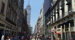 Sube riesgo país de México a 204 puntos