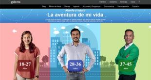 Lanza Consar nueva herramienta de educación financiera