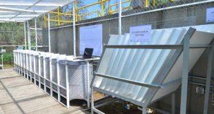 planta de tratamiento UNAM