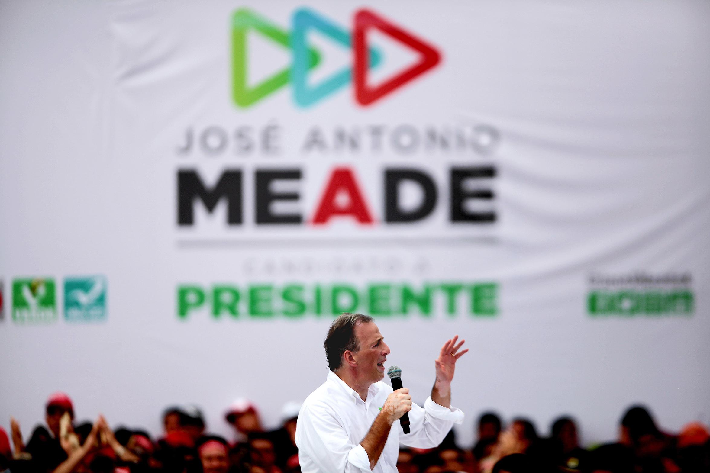 Pemex es la palanca de desarrollo de México, asegura Meade