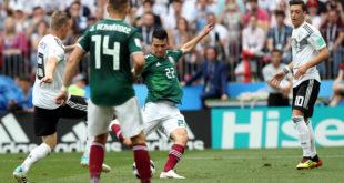 La FIFA multa a México por grito homofóbico en partido contra Alemania