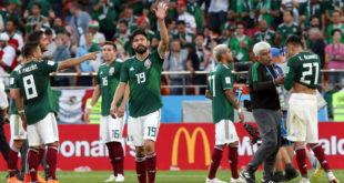 Televisa Deportes, líder en audiencia en partido México vs Suecia