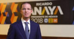 Ricardo Anaya no dará clases en la FCPyS de la UNAM