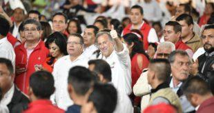 Cuando gana el populismo y el mesianismo, gana el pasado, dice Meade