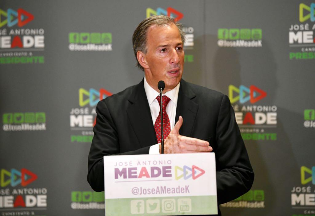 A cada quien le toca rendir cuentas de sus actos; yo estoy tranquilo: Meade