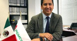 Pemex designa a nuevo director corporativo de Alianzas y Nuevos Negocios