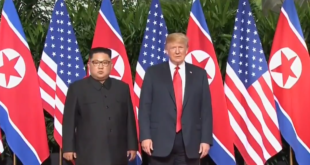 Pide Kim Jong-Un una nueva reunión a Donald Trump