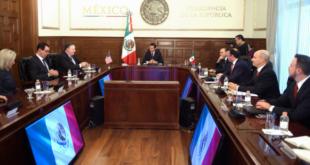Peña Nieto solicita a Pompeo rápida reunificación de familias separadas