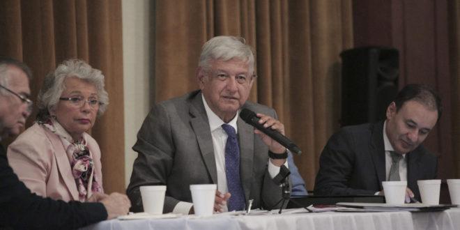 Equipo de AMLO convoca a foros para Ley de Amnistía