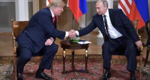 No cedí nada a Putin, asegura Trump