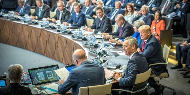 """Trump pide a la OTAN """"disparar"""" gasto de defensa al 4% del PIB"""