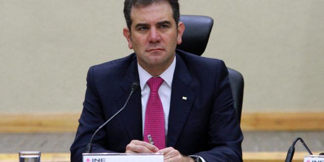 INE, Córdova, partidos