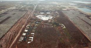 Piden aerolíneas de EU a AMLO que continué con construcción del NAIM