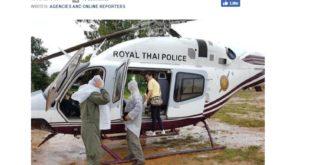 ¡Misión cumplida! Rescatan a los 12 niños atrapados en Tailandia