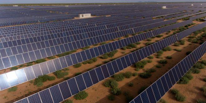 Presenta Telefónica el parque de generación de energía solar Kaixo