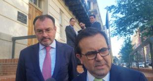 """Negociaciones México-EU por TLCAN, en sus """"últimas horas"""": Guajardo"""