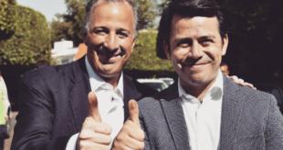 Secretario particular de Meade se reúne con López Obrador