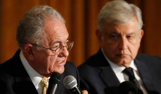Amparos retrasarán Santa Lucía hasta 2022: Jiménez Espriú