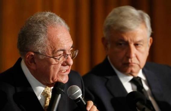 Sin decidir, pregunta central de la consulta para el NAIM: Jiménez Espriú
