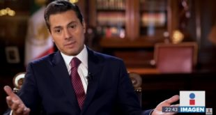 Candidatura de Meade no funcionó, asegura Peña Nieto