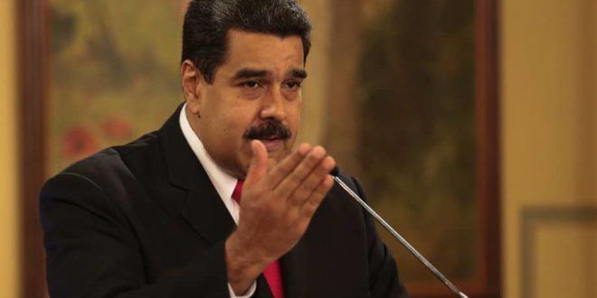 Niega EU estar implicado en atentado contra Maduro