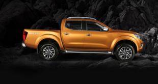 Inicia Nissan venta en el país de pick up armada en México