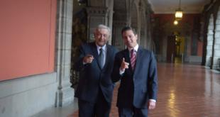 Peña Nieto y López Obrador fortalecen diálogo para una transición ordenada